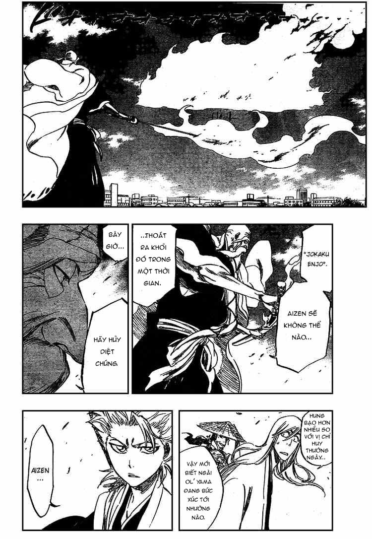 Bleach chapter 316 trang 12