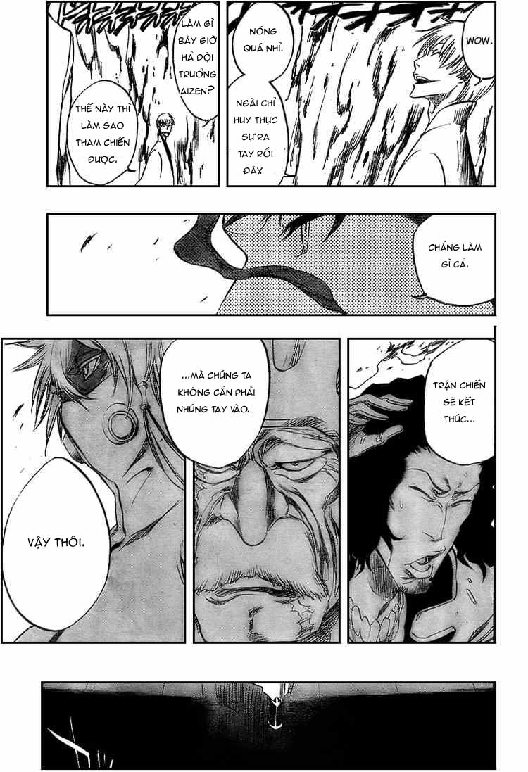 Bleach chapter 316 trang 13