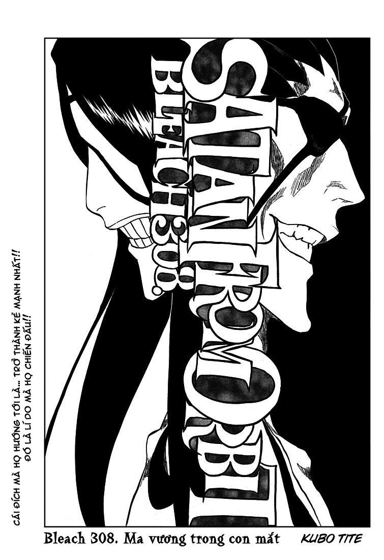 Bleach chapter 308 trang 9