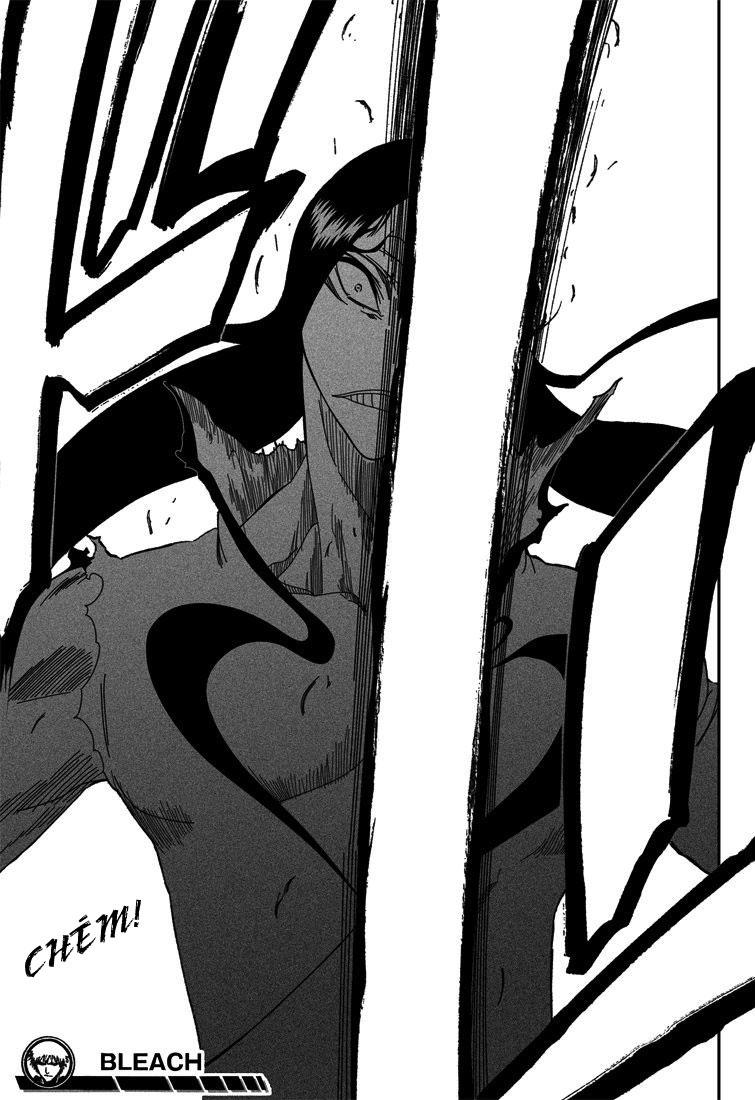 Bleach chapter 308 trang 21