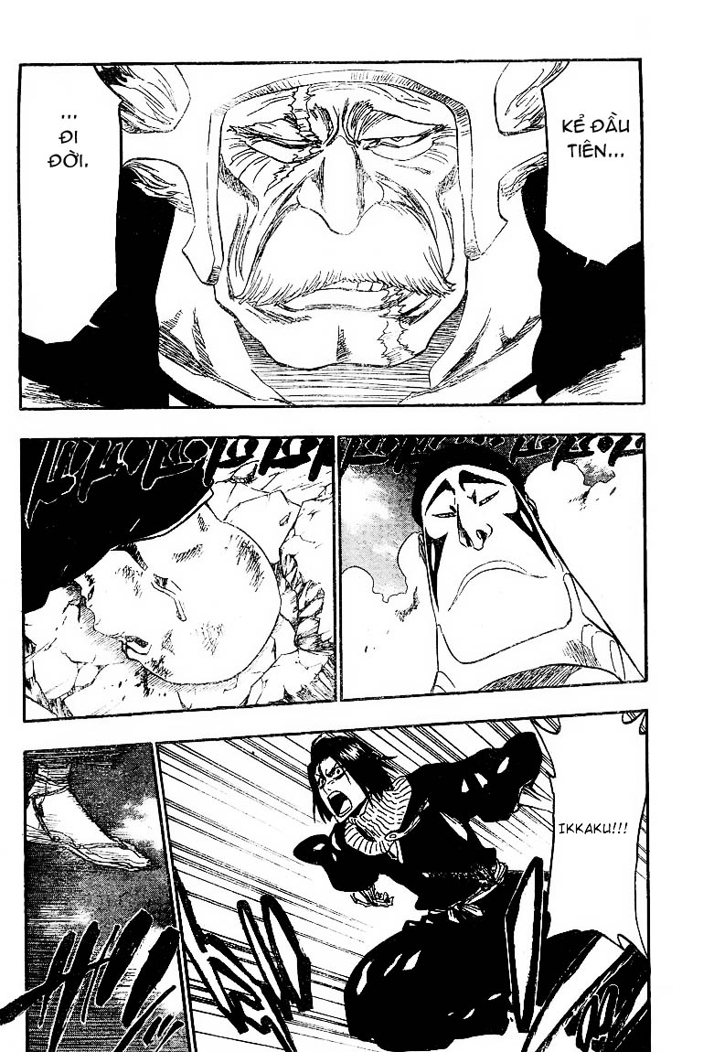 Bleach chapter 326 trang 4