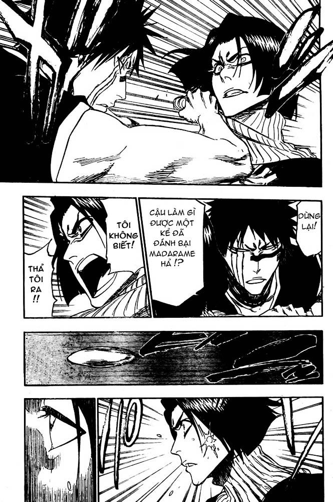 Bleach chapter 326 trang 5