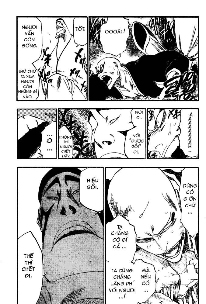 Bleach chapter 326 trang 9