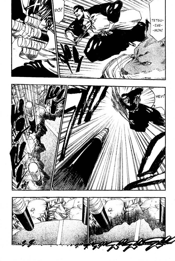 Bleach chapter 326 trang 13