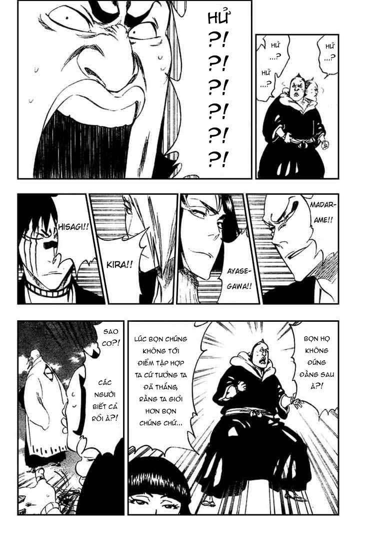 Bleach chapter 318 trang 4
