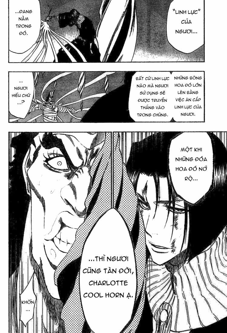 Bleach chapter 321 trang 18