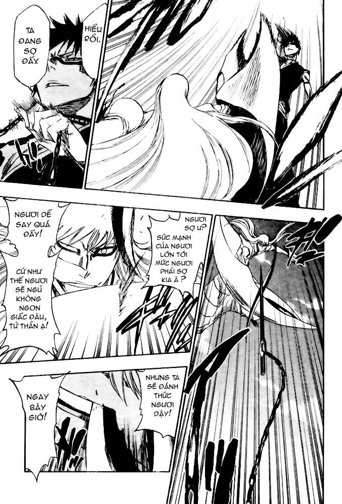 Bleach chapter 325 trang 13