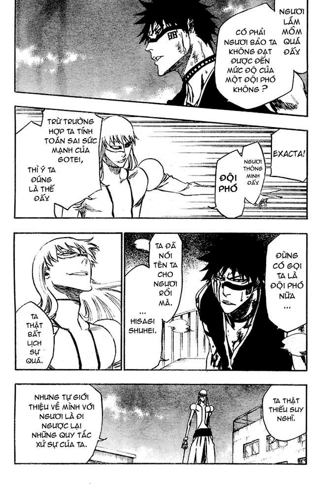 Bleach chapter 324 trang 6