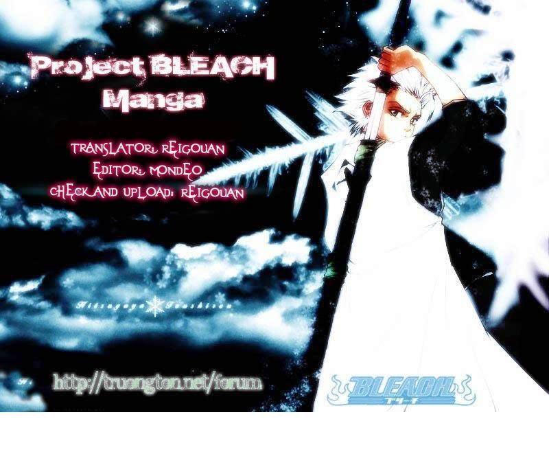 Bleach chapter 325 trang 20