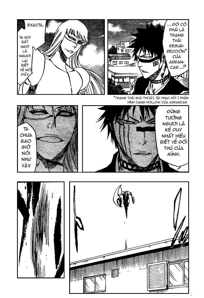 Bleach chapter 324 trang 9