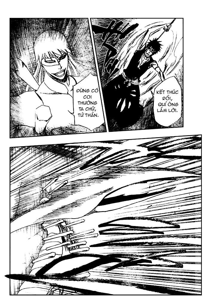 Bleach chapter 324 trang 14
