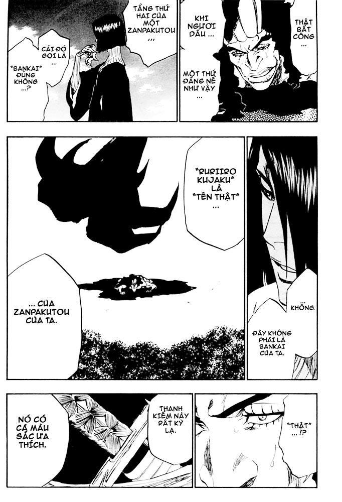 Bleach chapter 322 trang 4