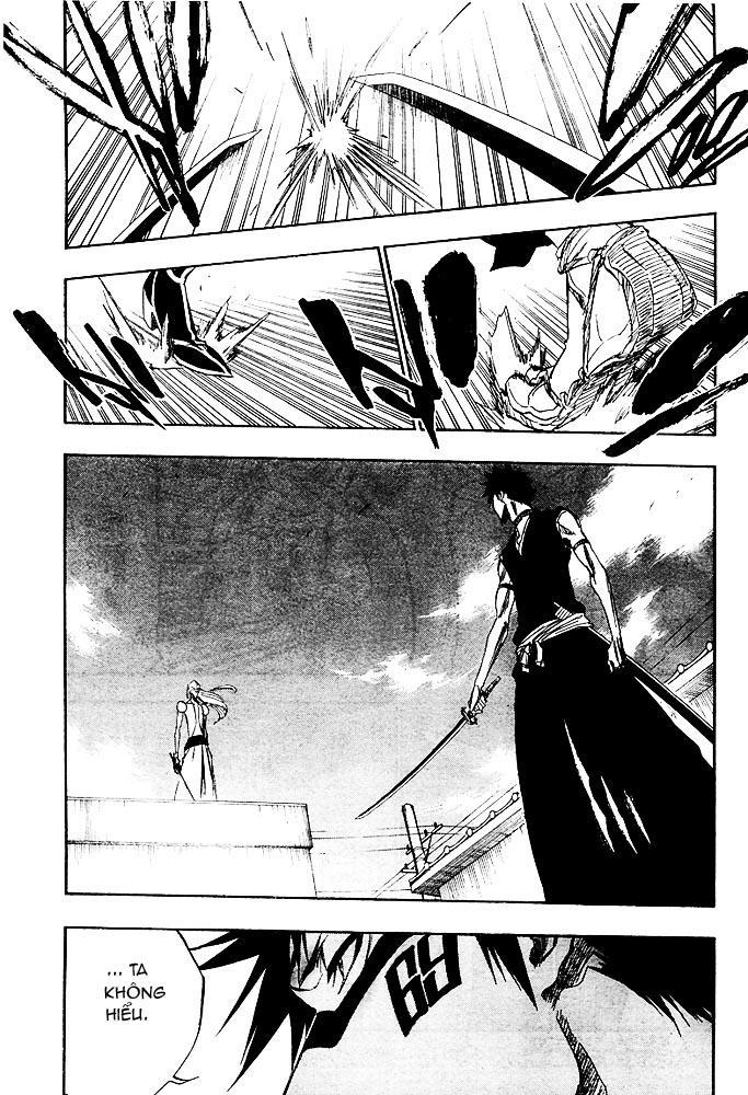 Bleach chapter 322 trang 9