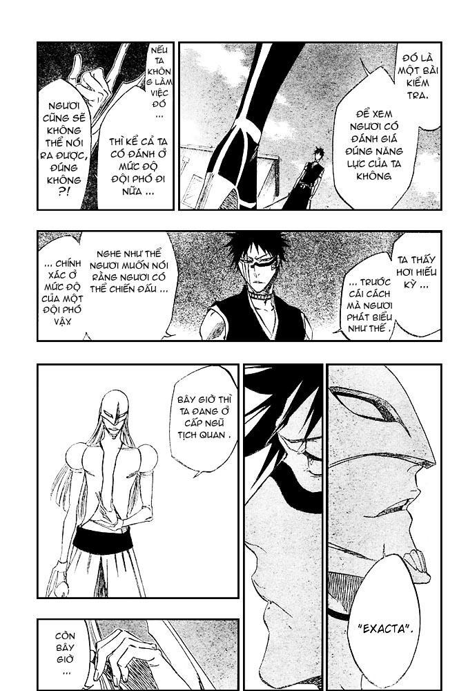 Bleach chapter 322 trang 11