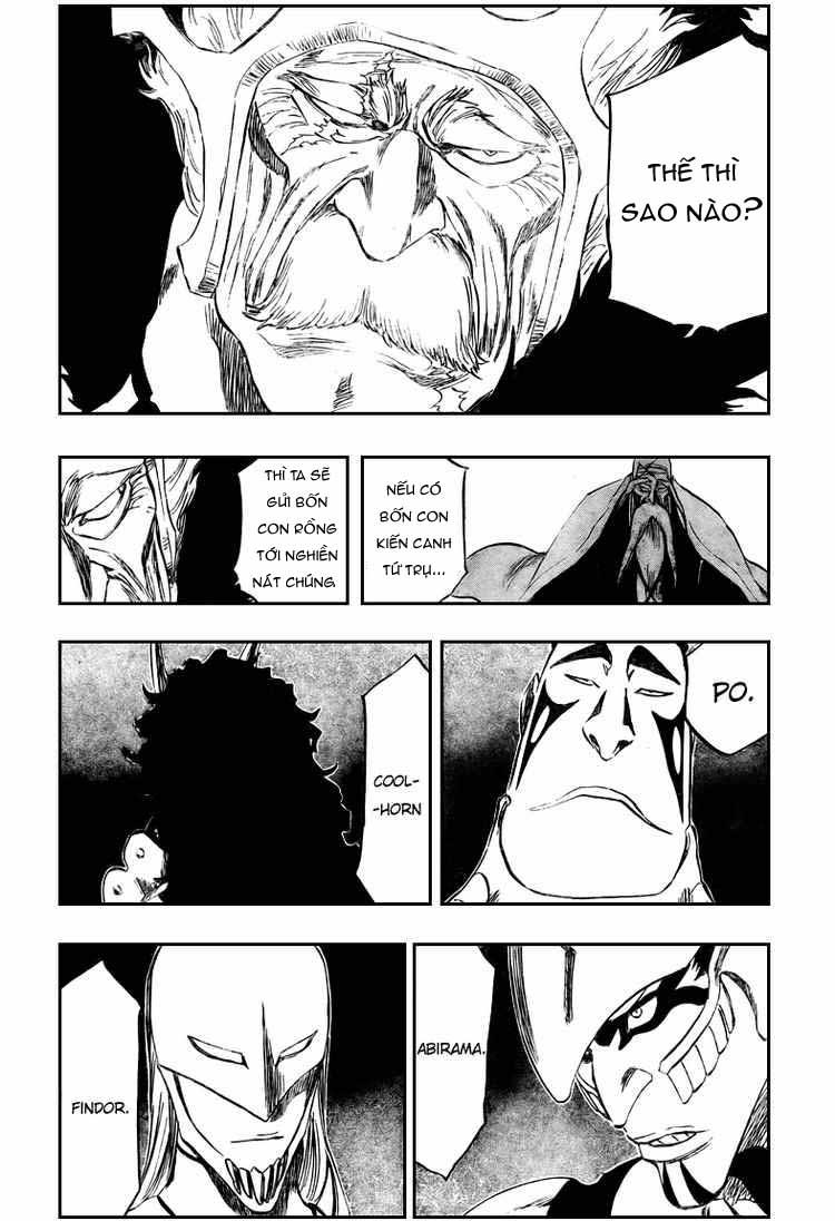 Bleach chapter 318 trang 6
