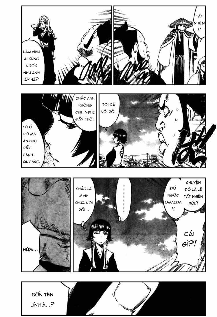 Bleach chapter 318 trang 5
