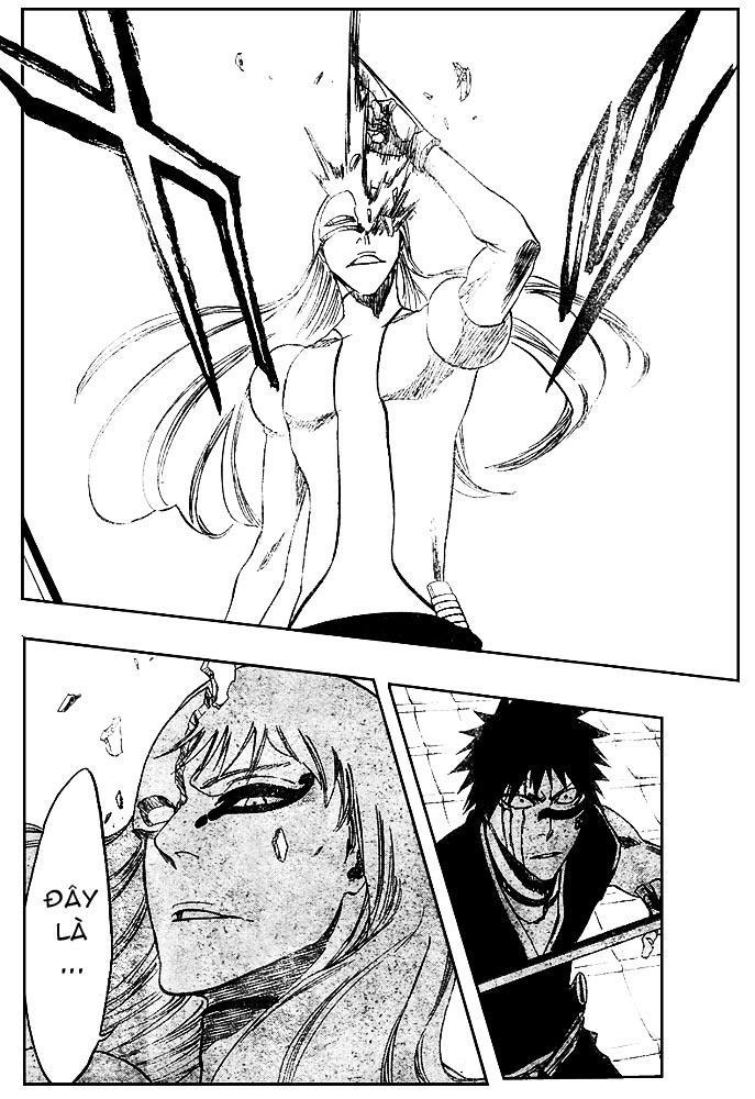 Bleach chapter 322 trang 14