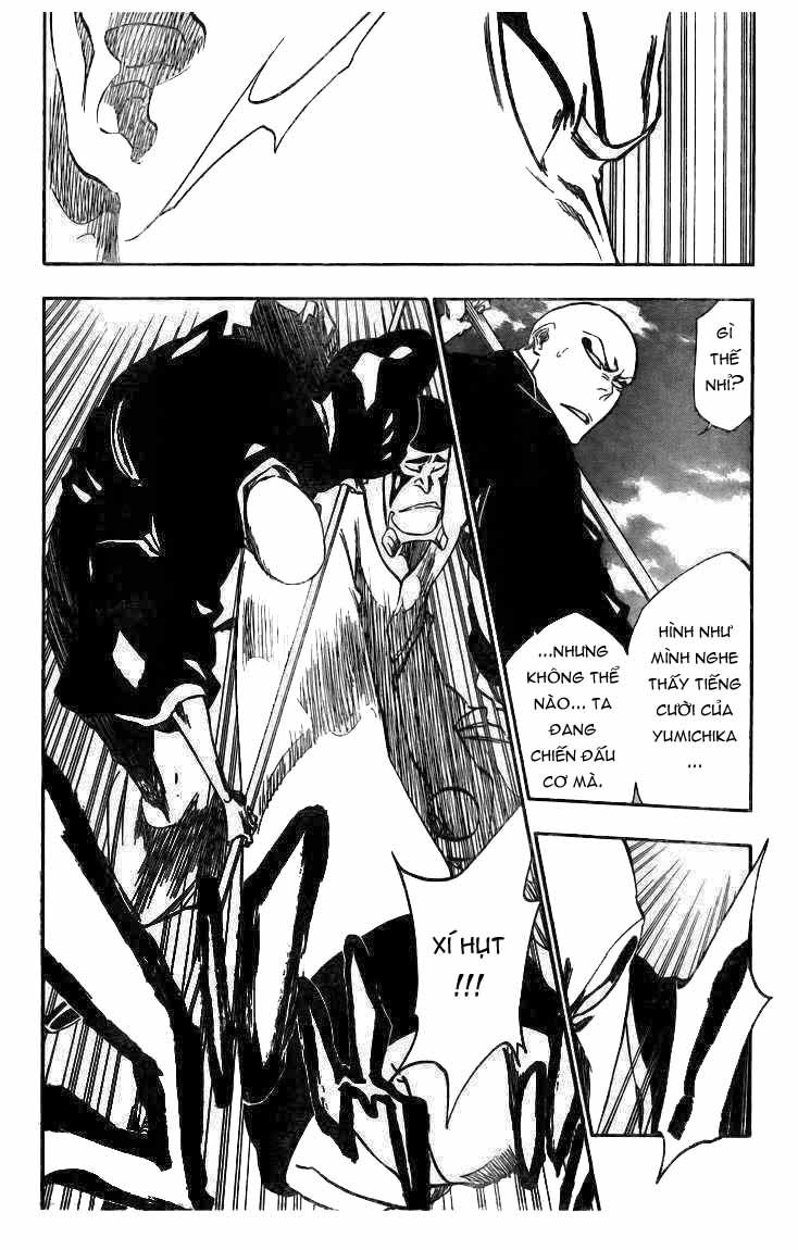 Bleach chapter 321 trang 4