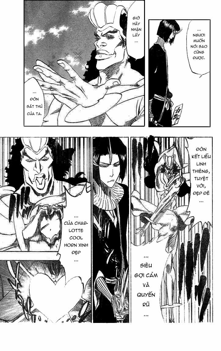 Bleach chapter 321 trang 7