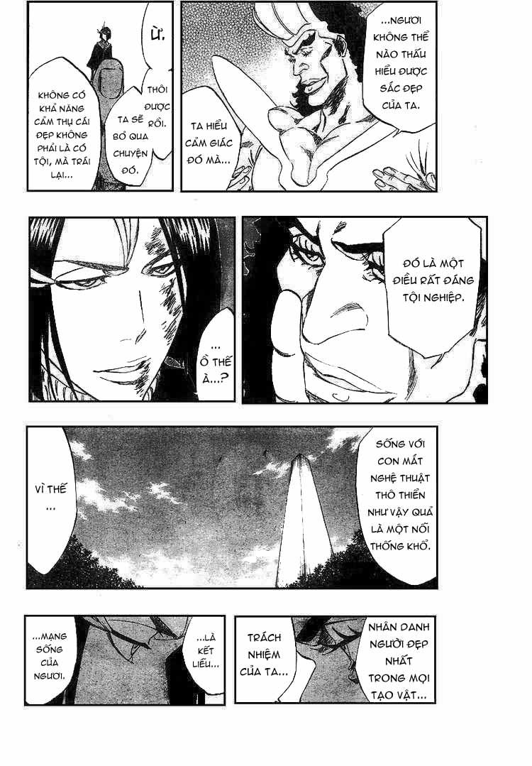 Bleach chapter 321 trang 6