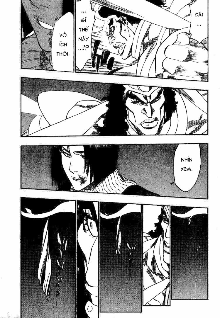 Bleach chapter 321 trang 17