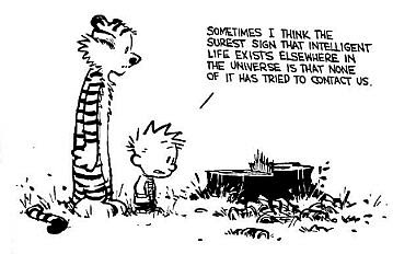 Philosophy of a Twisted Mind: Calvin