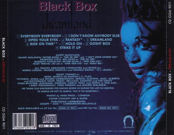 حصريا اجمل اغاني 90' مع القولدن ميوزك Black Box - Dreamland