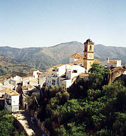 Algatocín, near Ronda