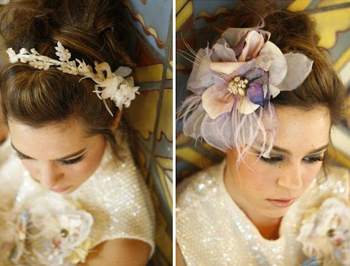Lo Boheme hair pieces