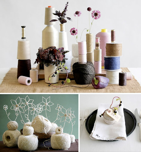 Unique Wedding Centerpieces: Eye Candy: Unique Wedding Centerpieces