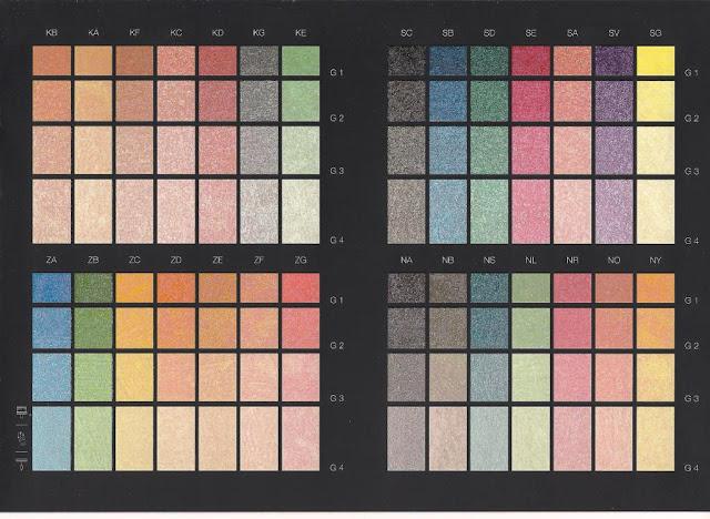 Pitture decorazioni cartelle colori - Colori per facciate esterne ...