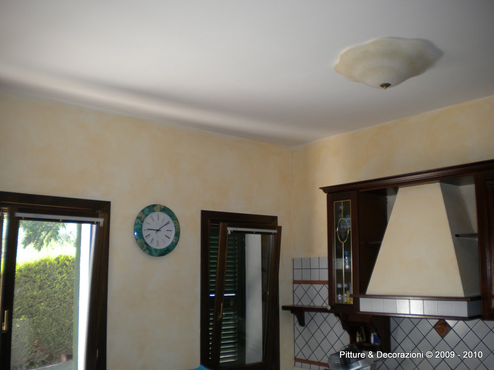 Pitture decorazioni la casa dei sogni giorgio graesan - Blog decorazione interni ...