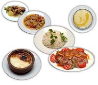 Hangi+şehrin+ne+yemeği+meşhur+ünlü