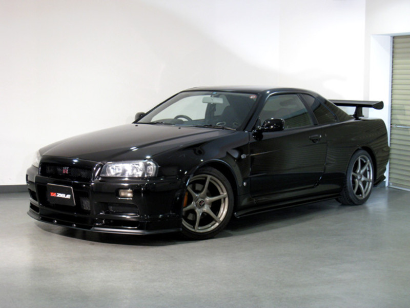 2002 nissan skyline r34 for sale in autos post. Black Bedroom Furniture Sets. Home Design Ideas