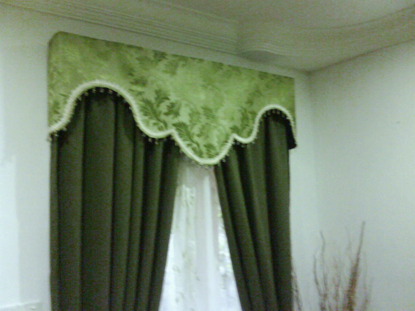 Ana Curtain Pelamin Curtain Design