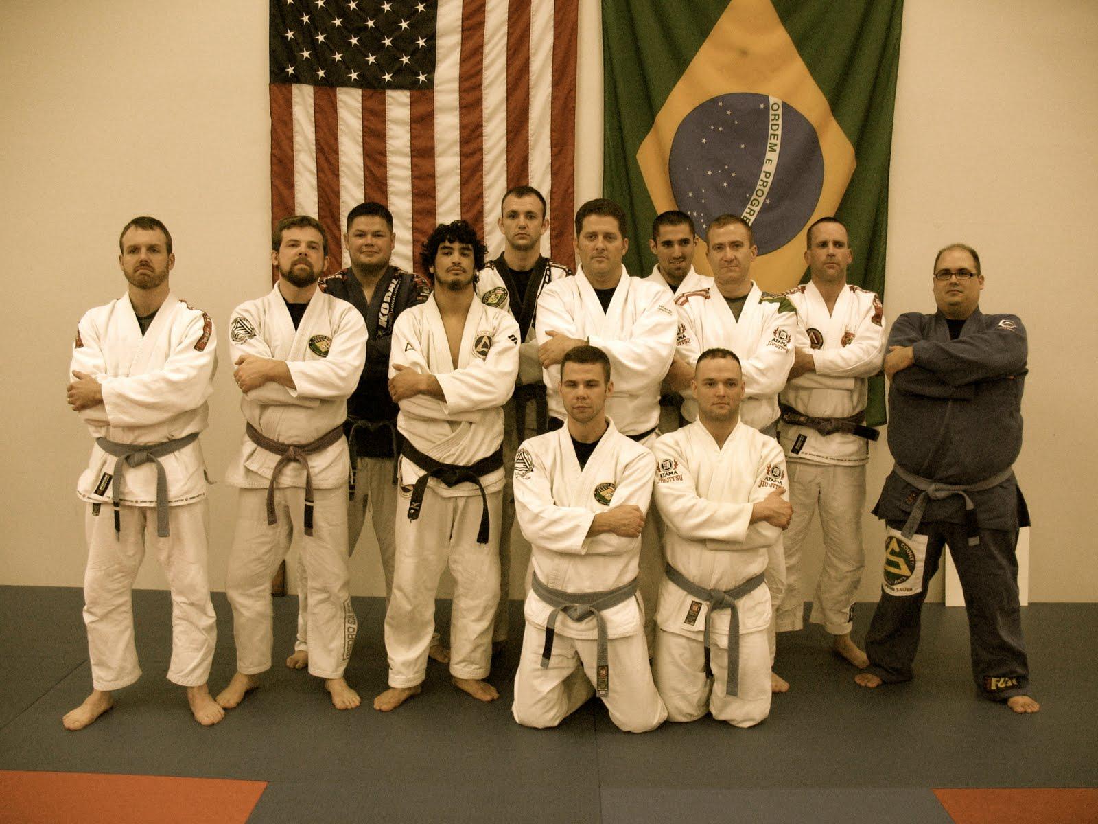 Gracie Jiu-Jitsu® of Kentucky: Kron Gracie Seminar