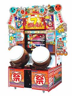 Taiko no Tatsujin 7 arcade