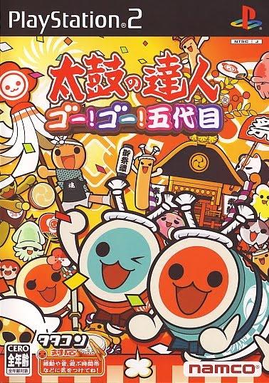 Taiko no Tatsujin PS2 Godaime