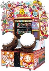 Taiko no Tatsujin 8 arcade