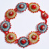Two Lovely  Beaded Bracelet Tutorials