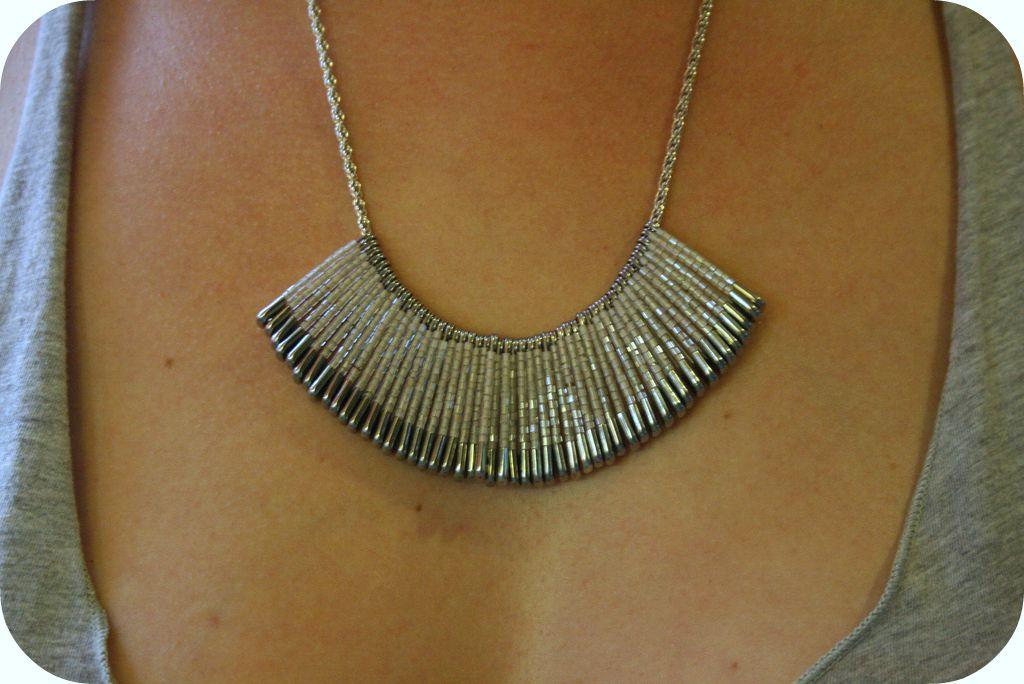 safety pin jewelry tutorials