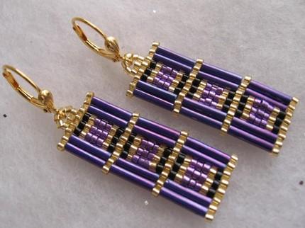 Bugle Bead Inspirations By Patti Ann