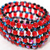 Easy netted bracelet tutorial