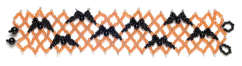 How To Make Halloween Jewelry The Beading Gems Journal