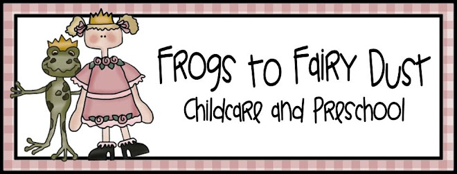 Frogs To Fairy Dust Childcare Easter Craft Ideas Knuffle Bunny Craft