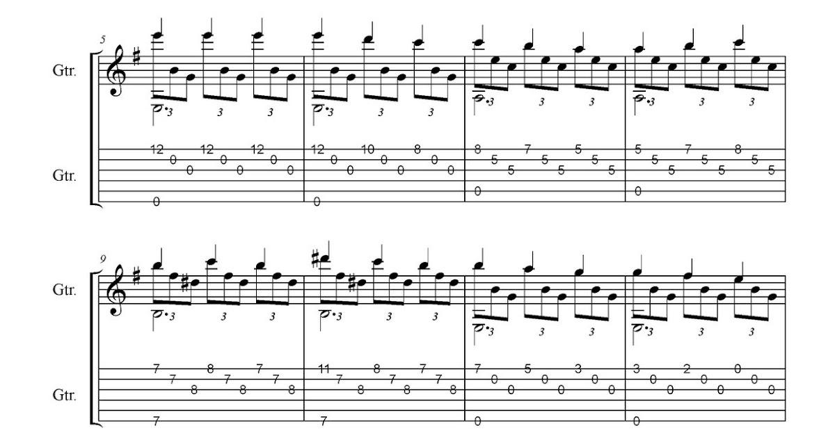 Free Guitar Lessons: Classical Guitar (Romanza) - Novice/Intermediate
