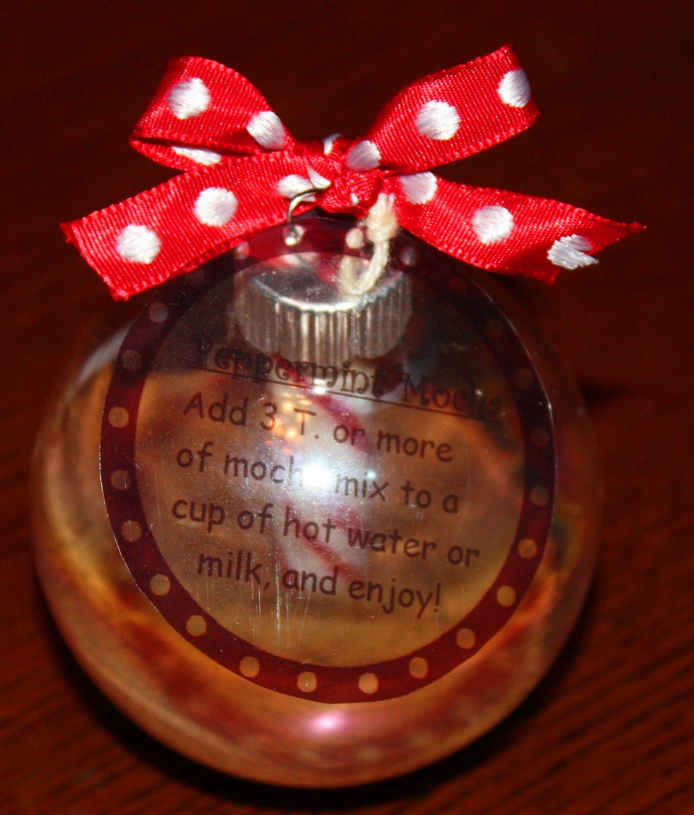 Christy Robbins: Homemade Gifts for a Group: Peppermint ...