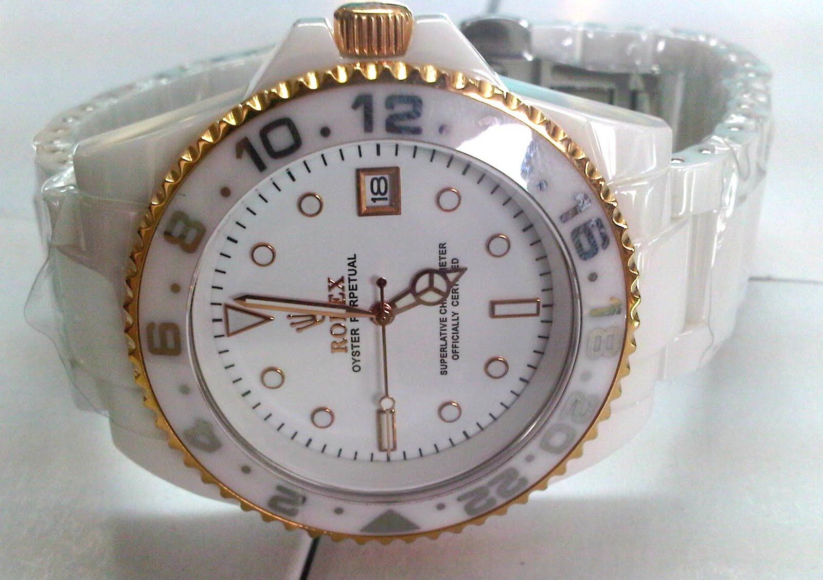 Rolex date keramik Rp.650rb(box ekslusif). jam tangan ... 81197d3253