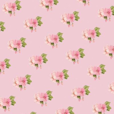 Papel Decorado Rosa