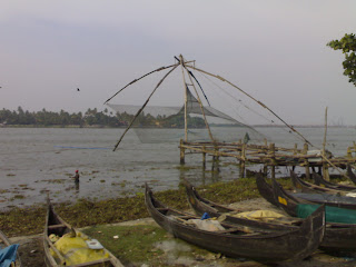 Fishing Nets Fort Cochin
